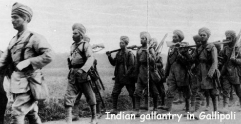 indian gallantry