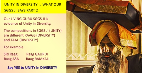 unity in diversity part 2