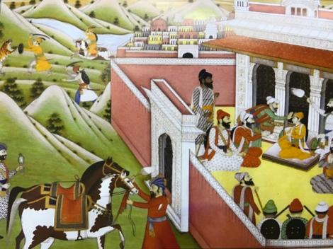 04 Guru Tagh Bahadur - Guru Gobind Singh.jpg